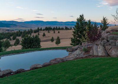 ramsey montana landscape design