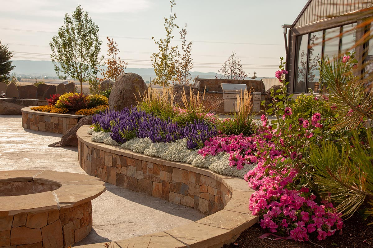 Bozeman Landscaping | Greenhouses & Nursery | Wagner Nursery & Landscaping Co.